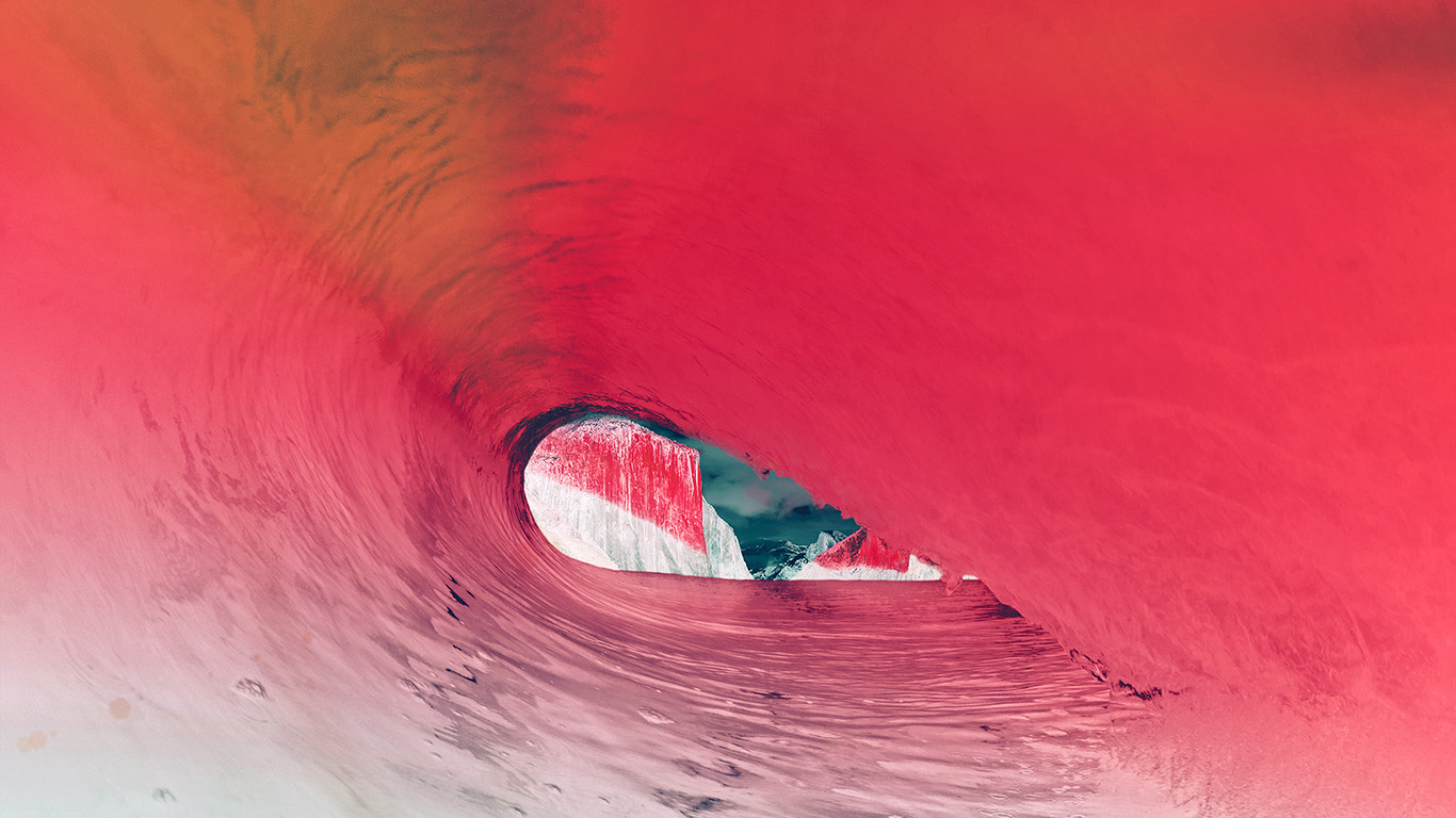 desktop-wallpaper-laptop-mac-macbook-air-mw08-apple-osx-yosemite-wave-sea-red-wallpaper