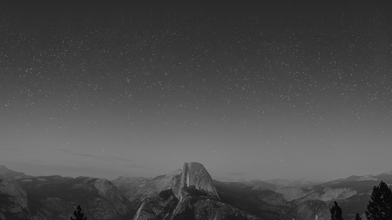 desktop-wallpaper-laptop-mac-macbook-air-mw12-el-capitan-mountain-wood-night-sky-star-dark-bw-wallpaper