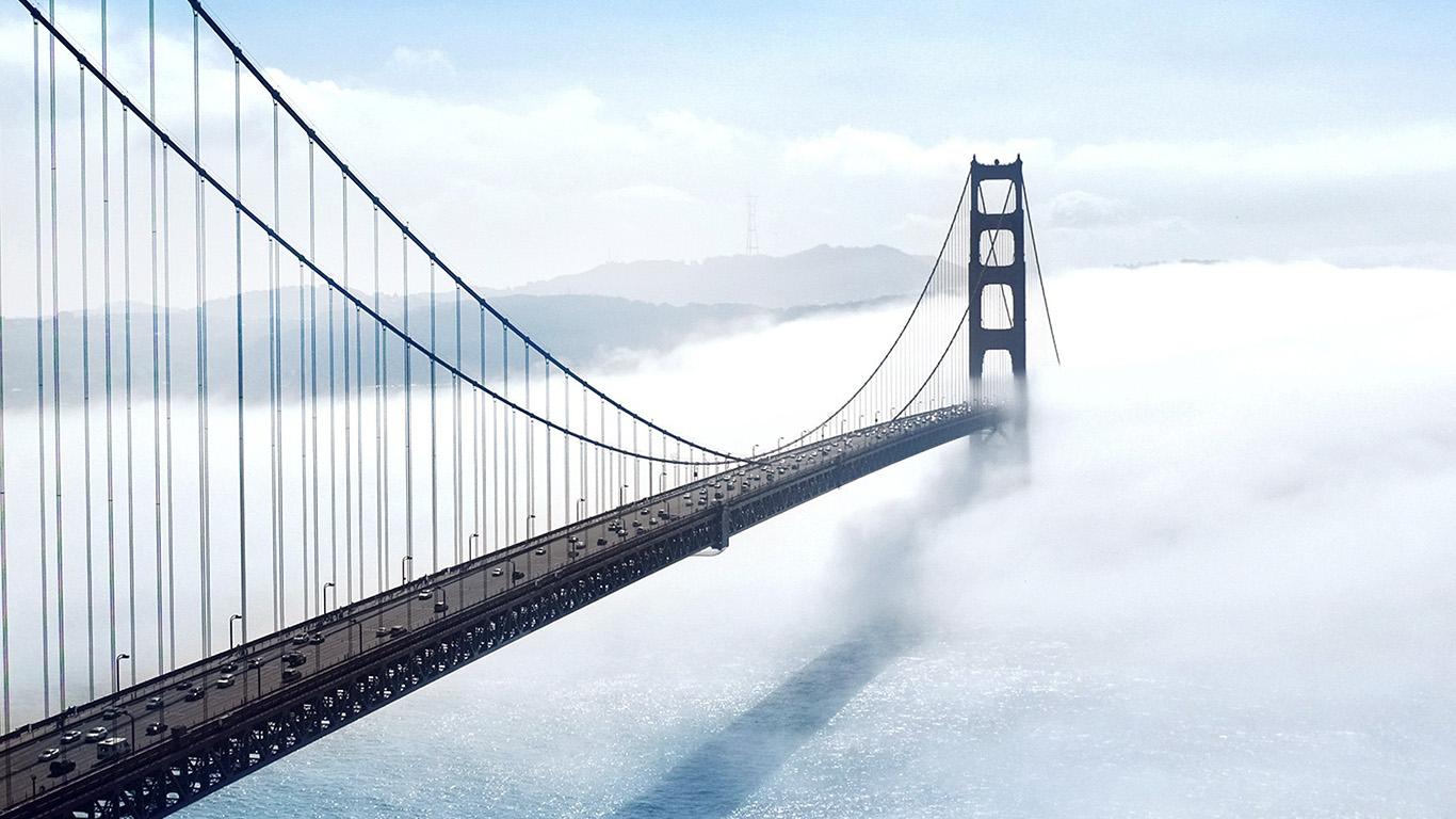 desktop-wallpaper-laptop-mac-macbook-airmw43-bridge-river-city-lake-boat-blue-fog-nature-wallpaper