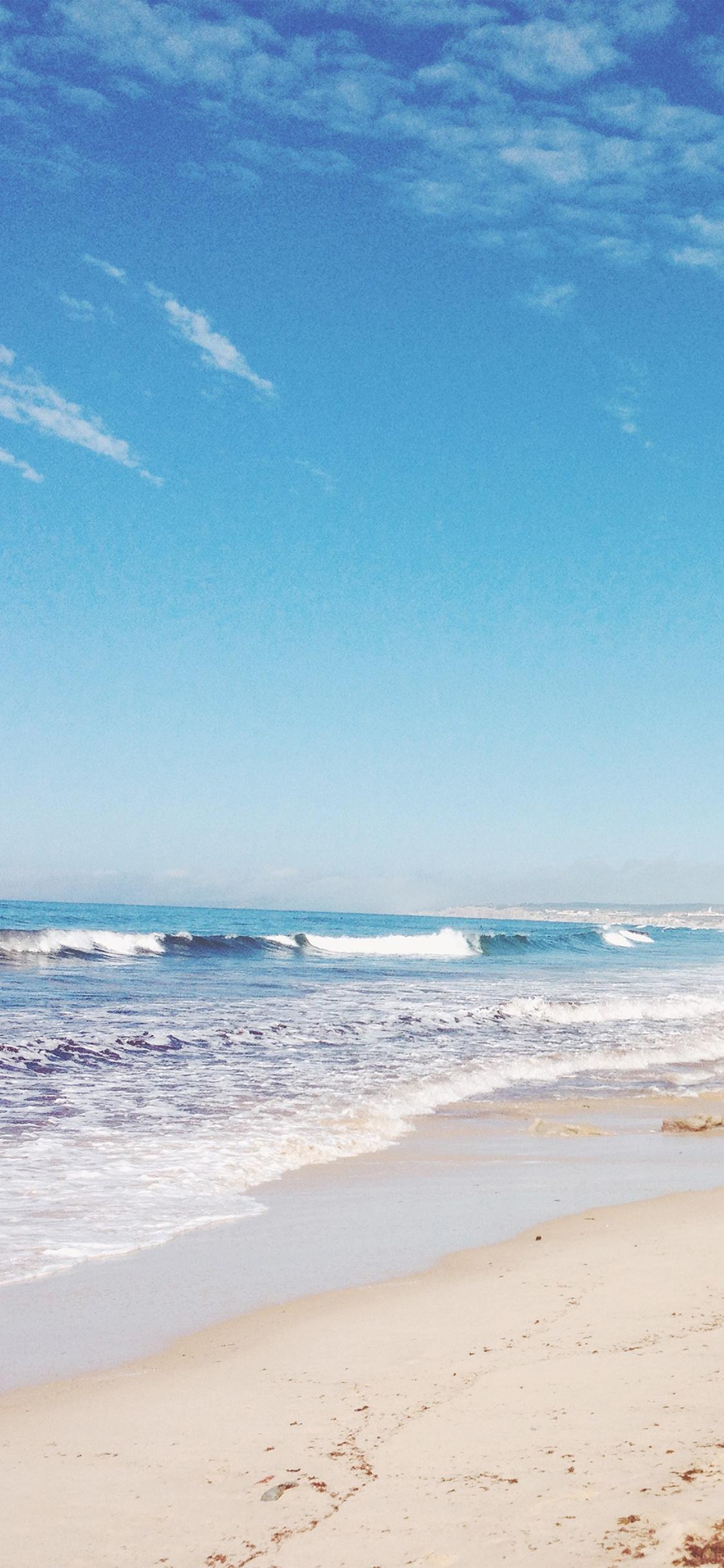 Beach Wallpaper Iphone X