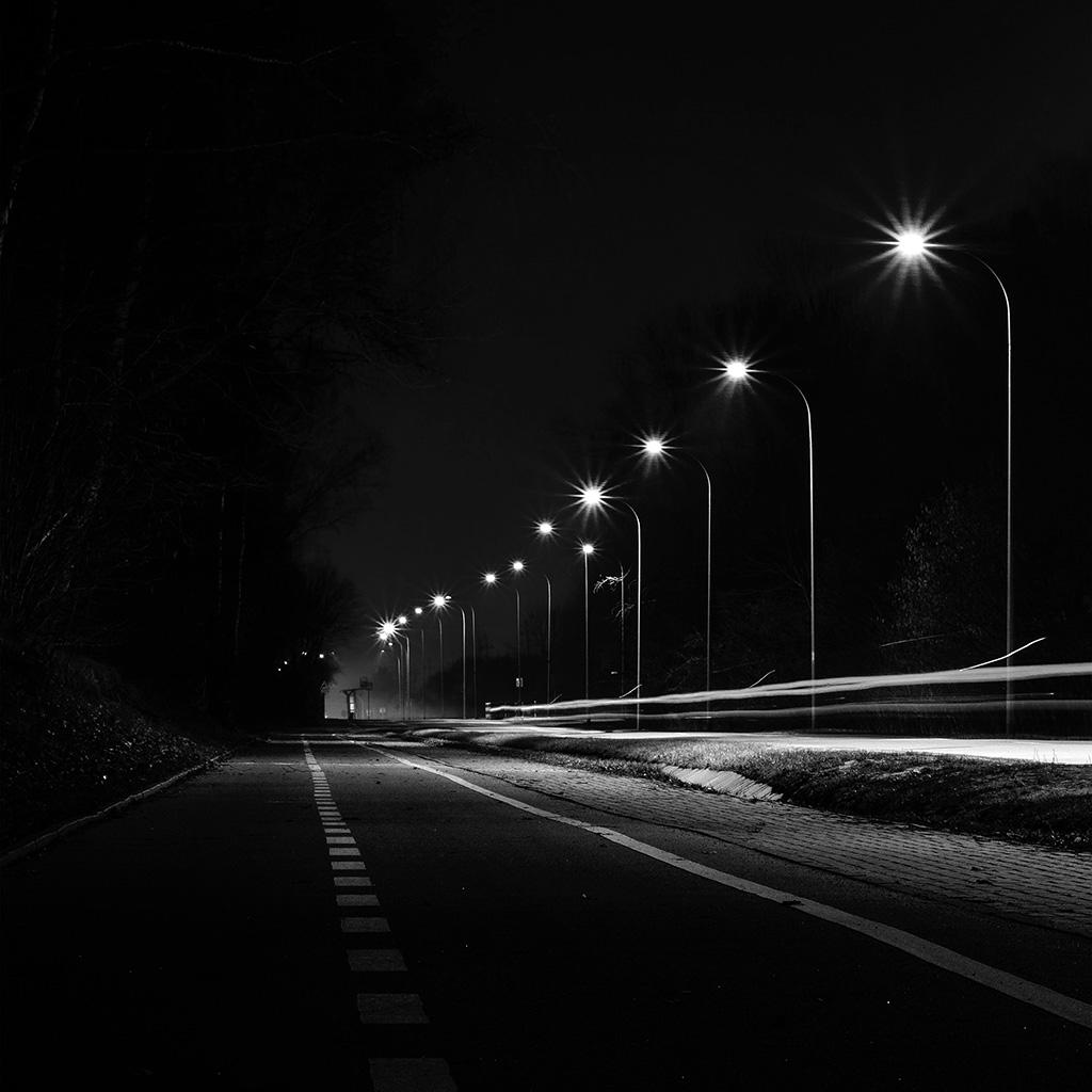city street lights night - photo #28