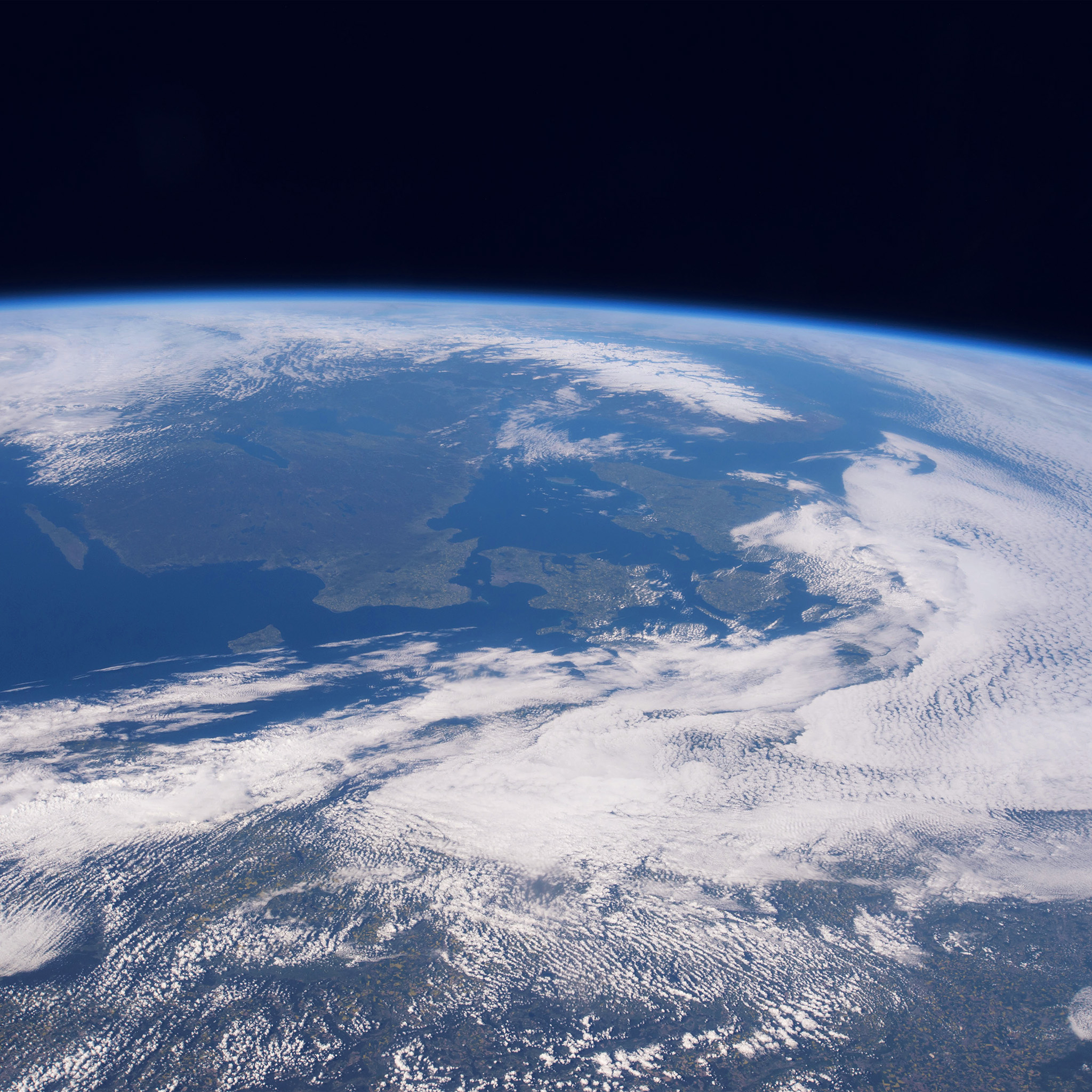 Earth from space essay