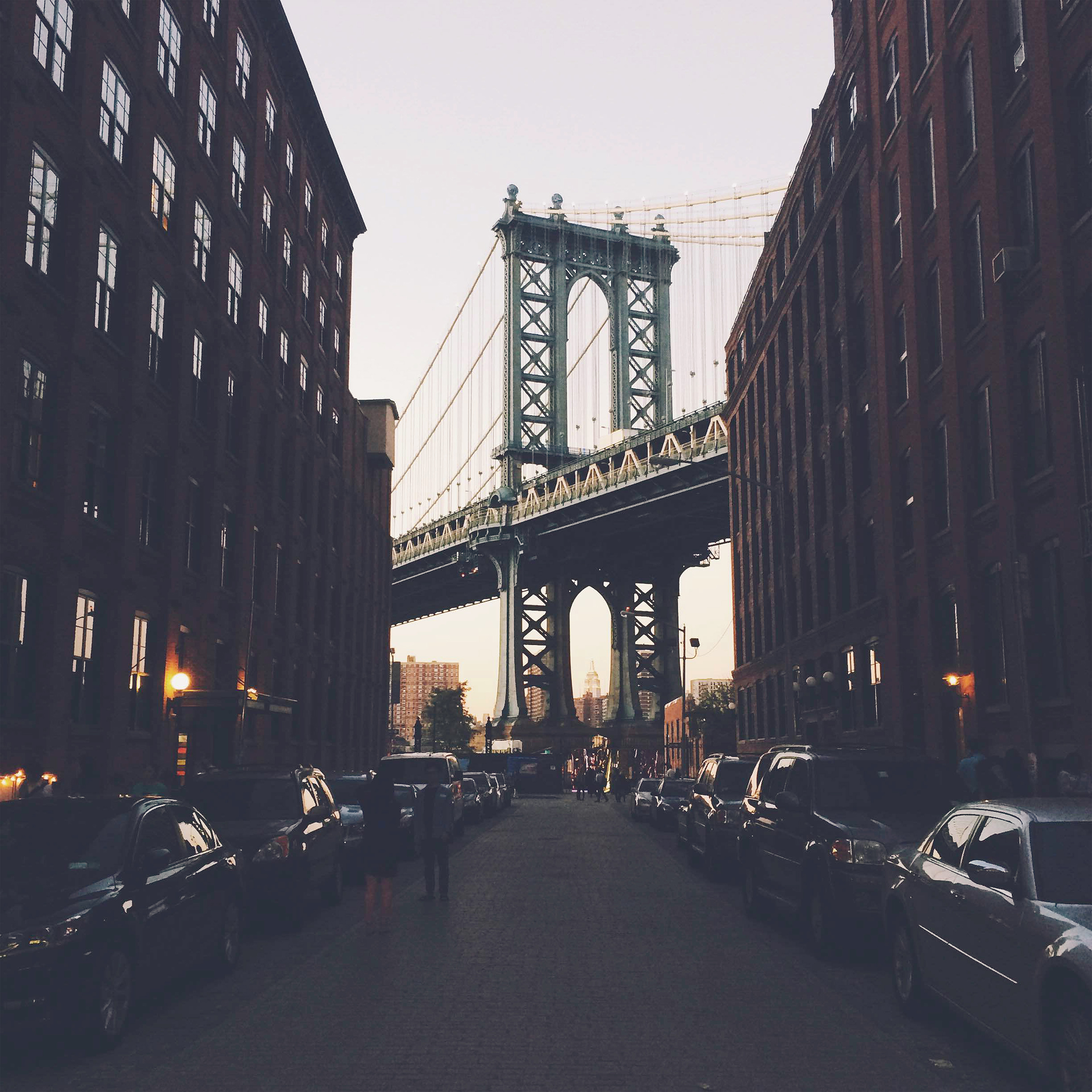 Mx42 Newyork Bridge City Building Architecture Street Papers Co