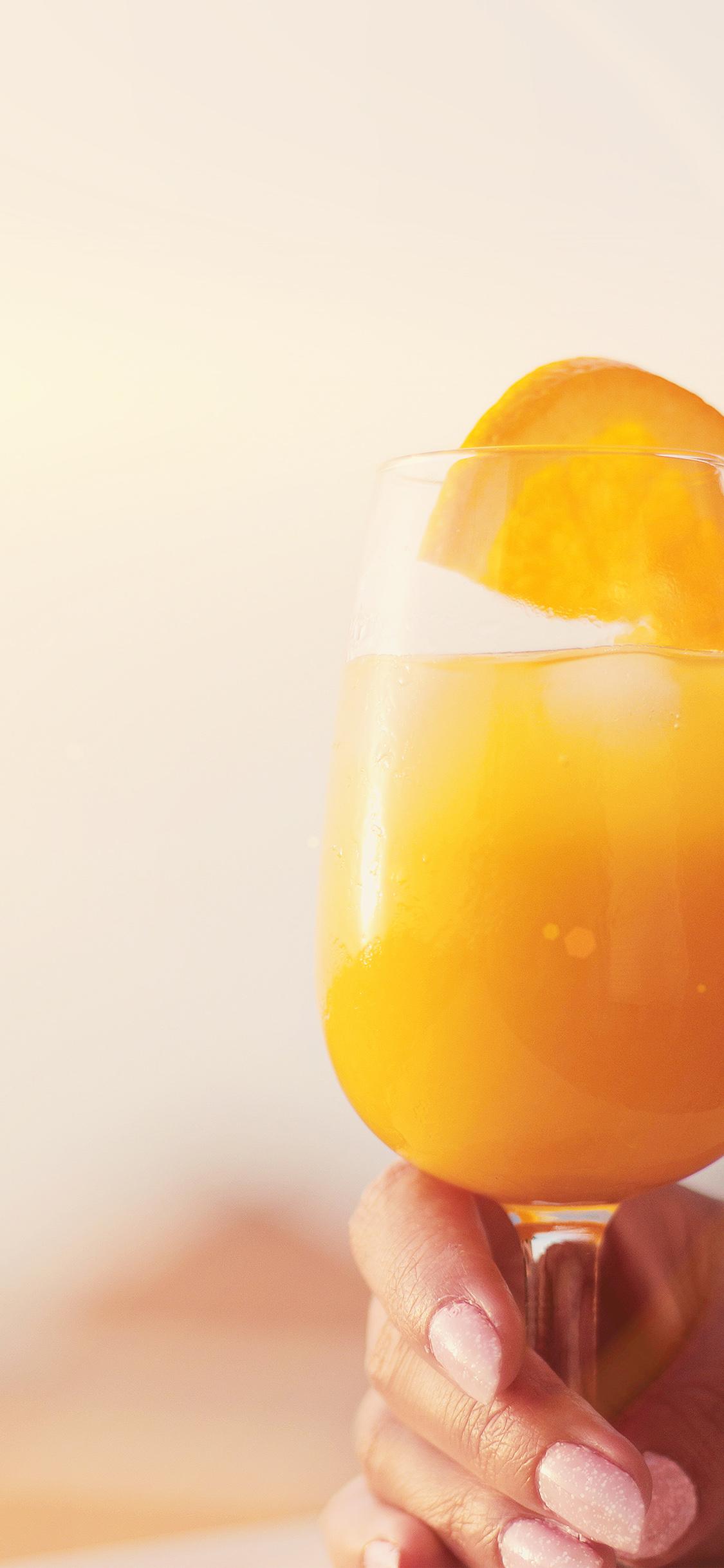 iPhoneXpapers.com-Apple-iPhone-wallpaper-mx74-orange-juice-cocktail-food-flare