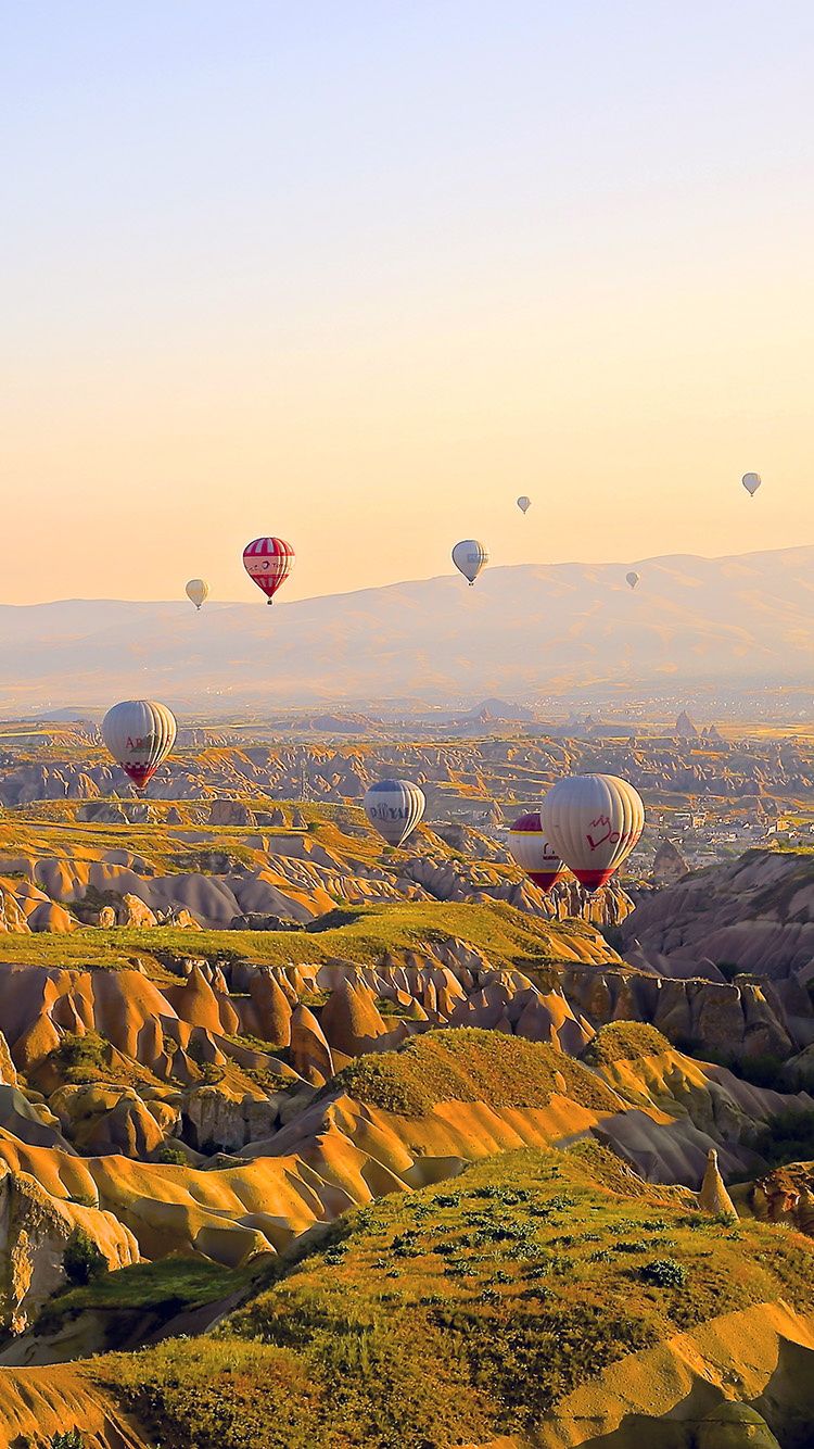 iPhonepapers.com-Apple-iPhone8-wallpaper-mx87-turkey-balloon-travel-mountain