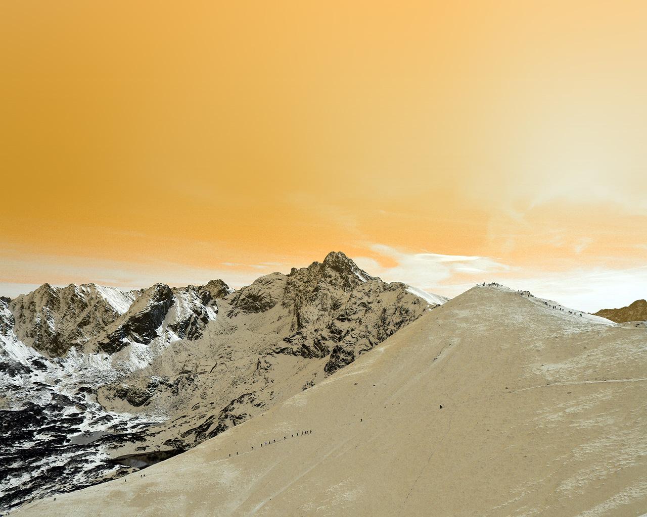 mx97-winter-mountain-snow-gold-nature-orange-wallpaper