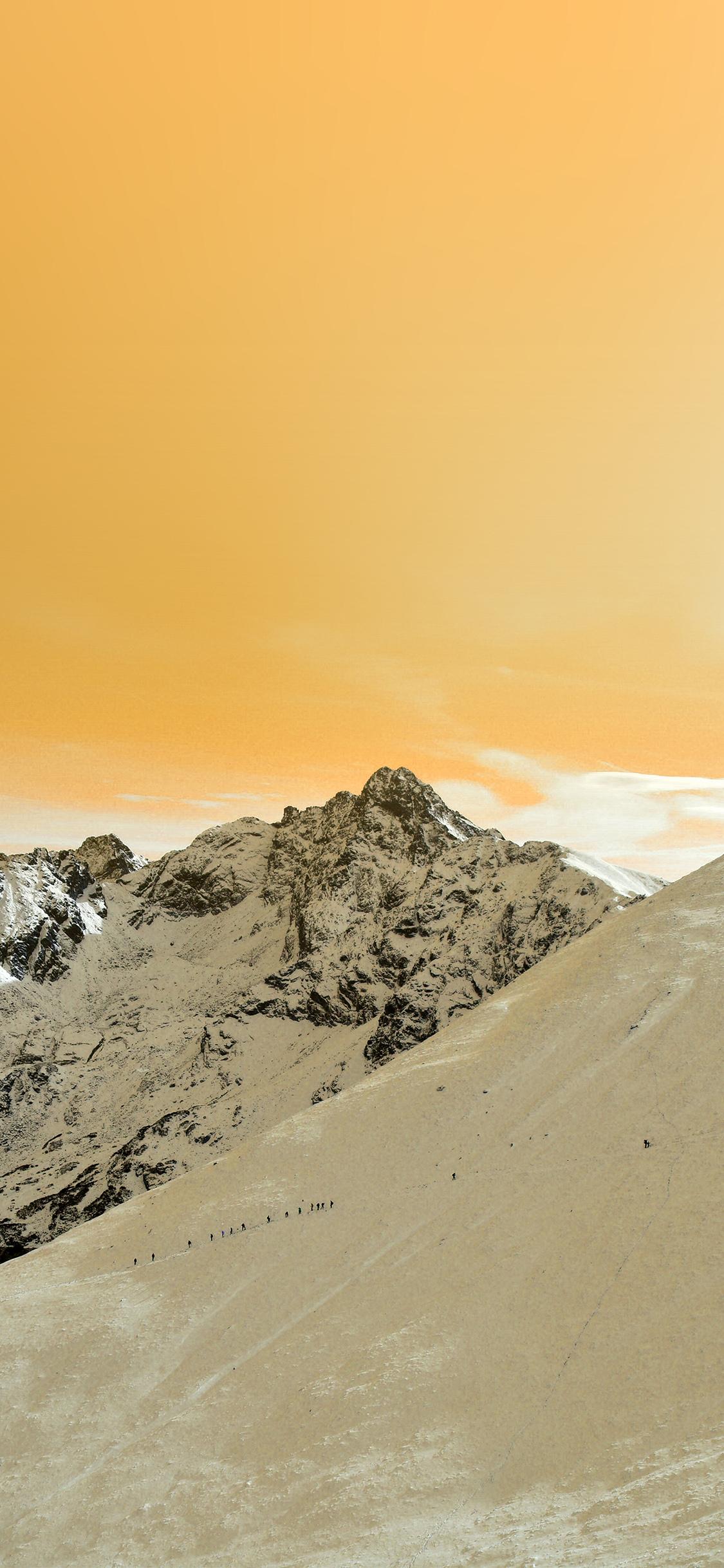iPhoneXpapers.com-Apple-iPhone-wallpaper-mx97-winter-mountain-snow-gold-nature-orange