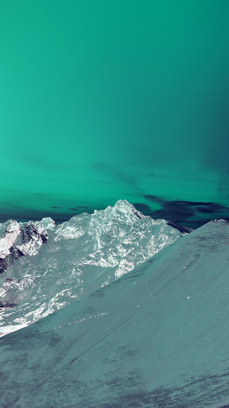 iPhone7papers.com-Apple-iPhone7-iphone7plus-wallpaper-mx99-winter-mountain-snow-blue-nature-dark
