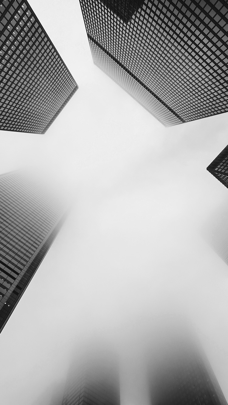 iPhone7papers.com-Apple-iPhone7-iphone7plus-wallpaper-my19-city-fog-building-architecture-simple-bw