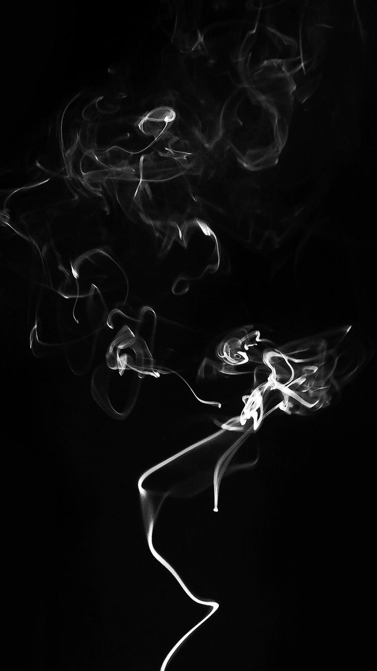 iPhone7papers.com-Apple-iPhone7-iphone7plus-wallpaper-my40-smoke-bw-dark-minimal-black