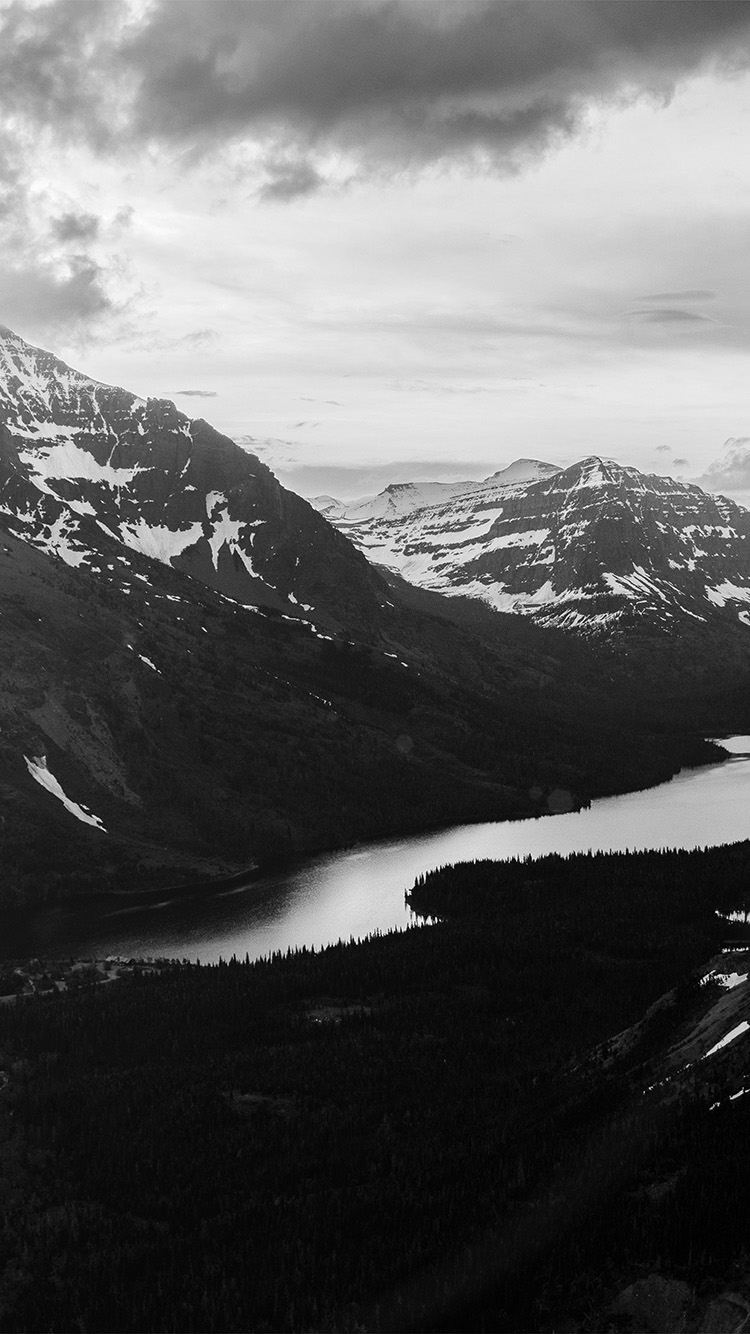 iPhone7papers.com-Apple-iPhone7-iphone7plus-wallpaper-my45-sunset-mountain-river-nature-dark-bw-forest