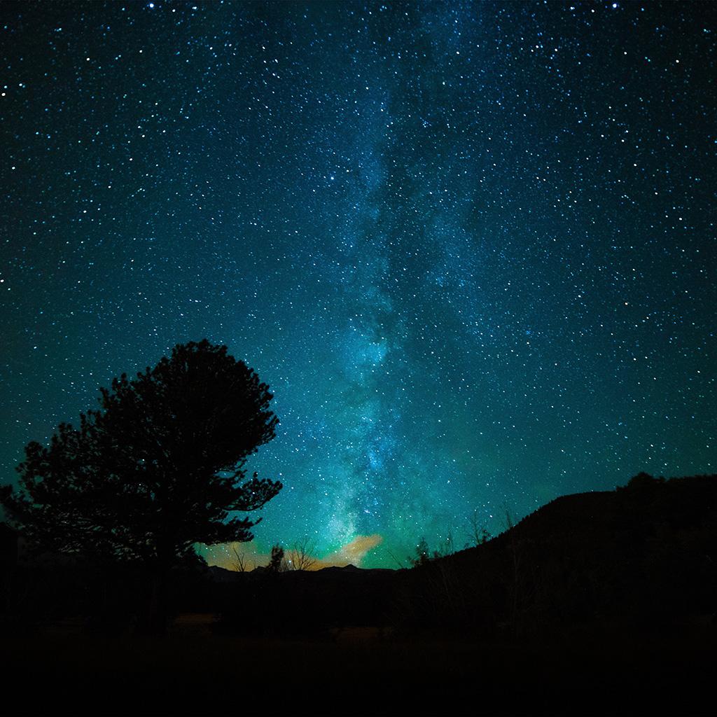 My57 aurora night sky star space nature dark wallpaper - Space night sky wallpaper ...