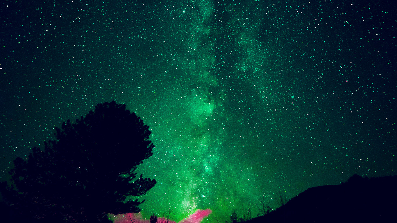 my60-aurora-night-sky-star-space-nature-green-wallpaper