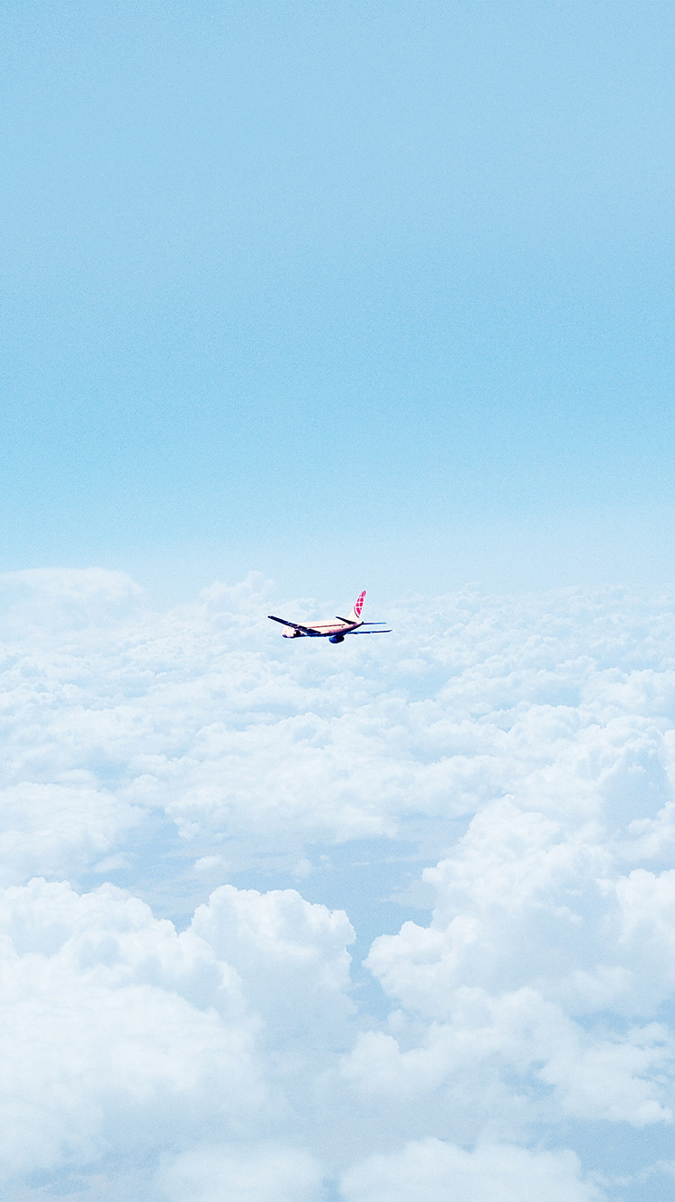 iPhone6papers.co-Apple-iPhone-6-iphone6-plus-wallpaper-my72-flight-sky-plane-cloud-nature