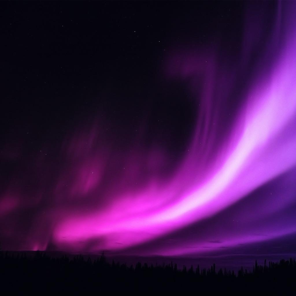 my94-aurora-purple-night-sky-beautiful-wallpaper