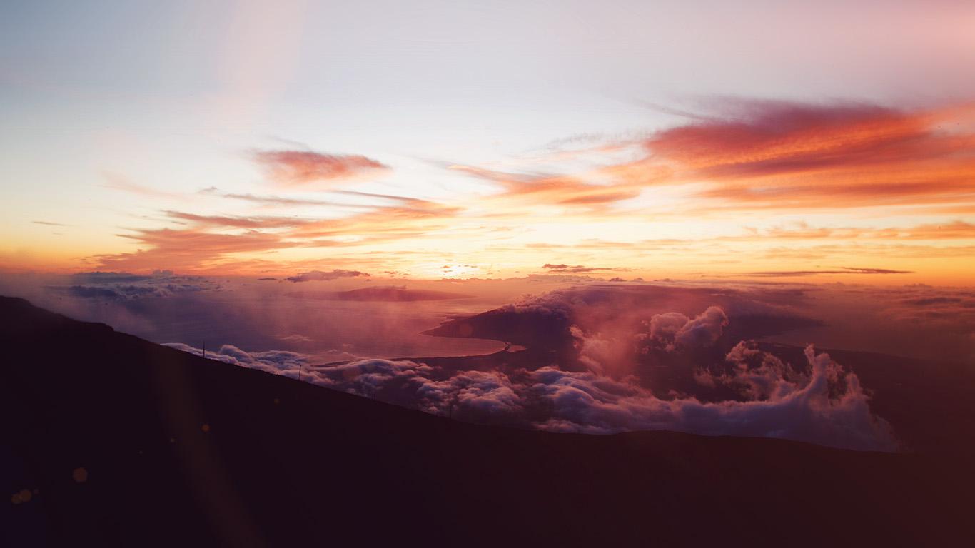 desktop-wallpaper-laptop-mac-macbook-air-mz33-peace-mountain-top-sky-cloud-sunset-flare-wallpaper