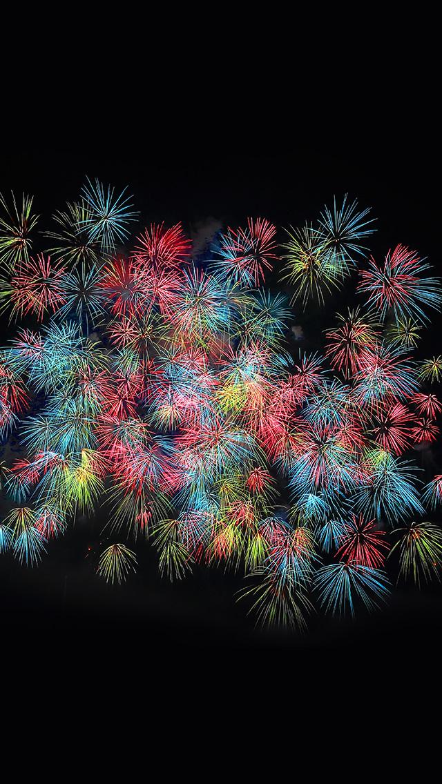 freeios8.com-iphone-4-5-6-plus-ipad-ios8-mz38-firework-art-pastel-night-dark-color