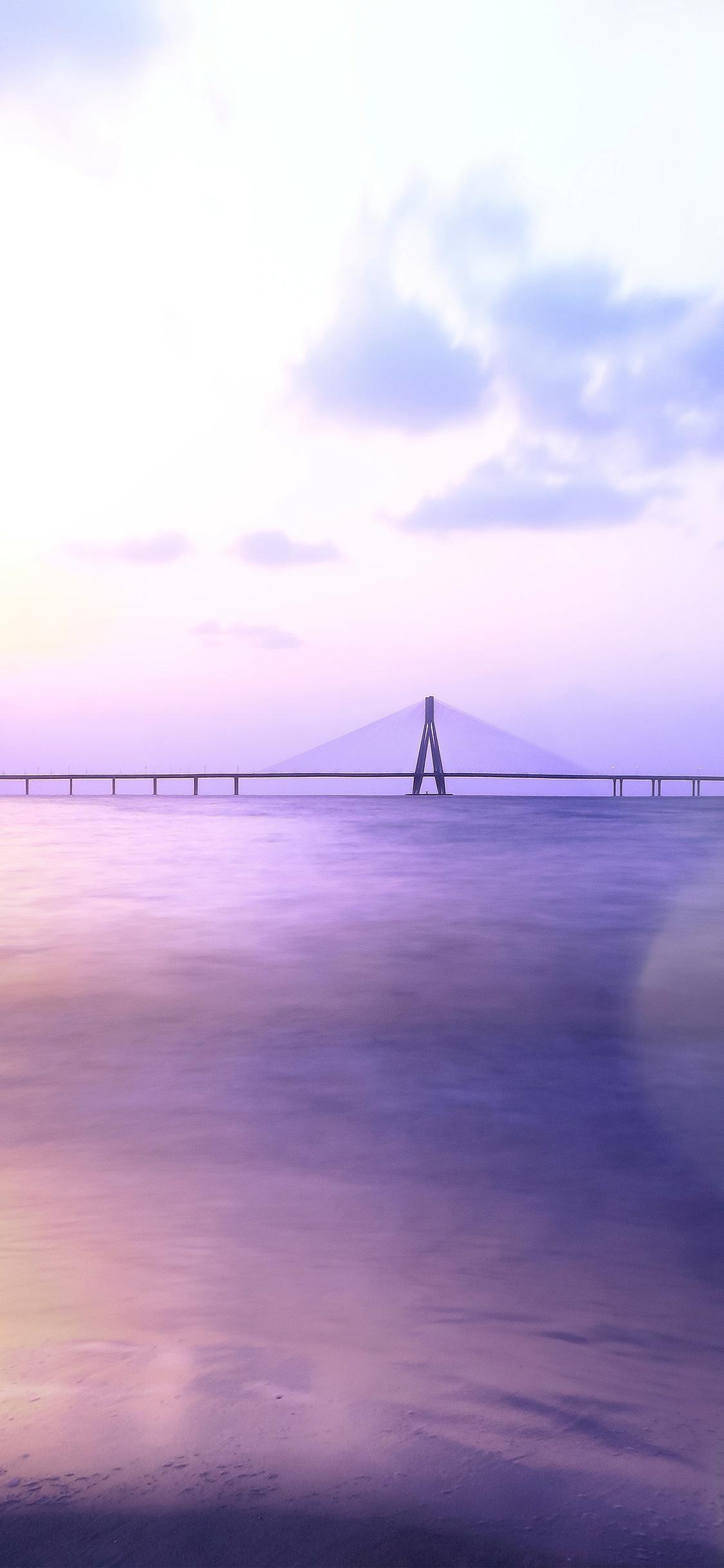 iPhonexpapers.com-Apple-iPhone-wallpaper-mz41-city-bridge-purple-river-nature-flare