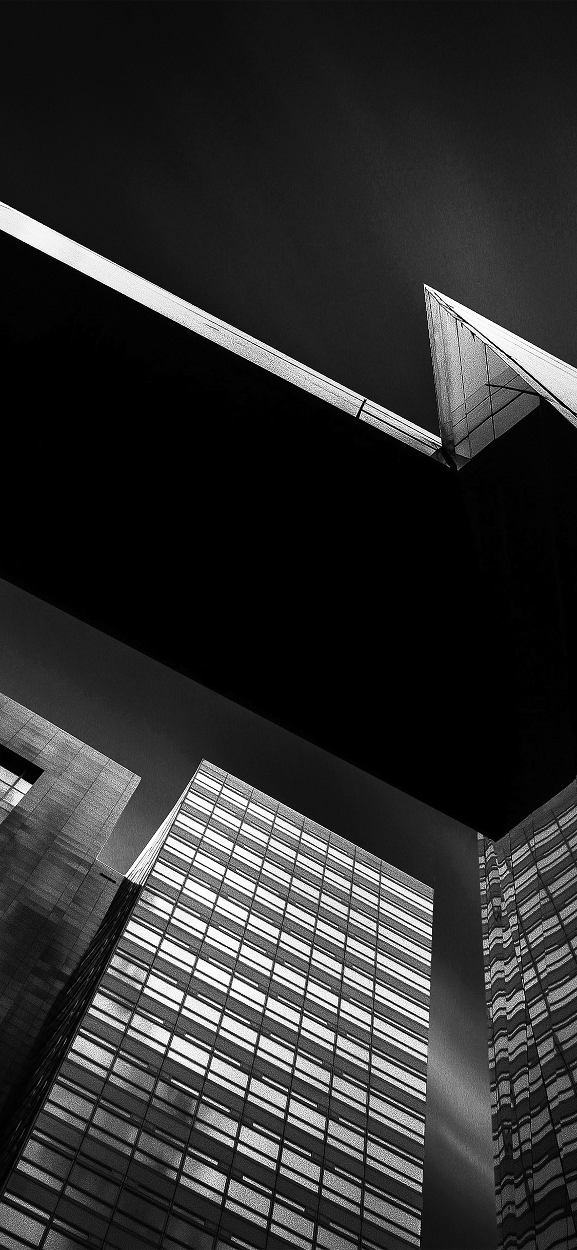 iPhoneXpapers.com-Apple-iPhone-wallpaper-mz68-city-building-art-minimal-window-bw-dark