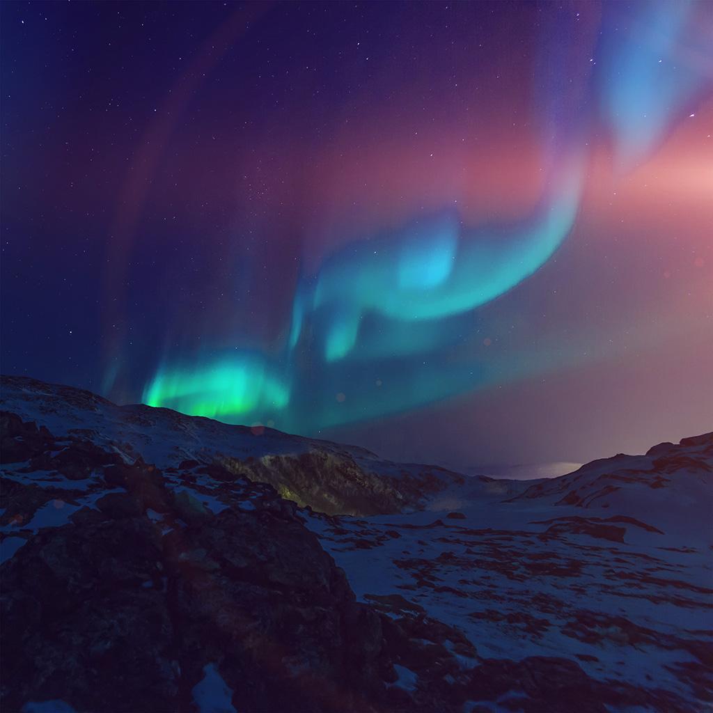 wallpaper-mz84-aurora-nature-night-sky-flare-wallpaper