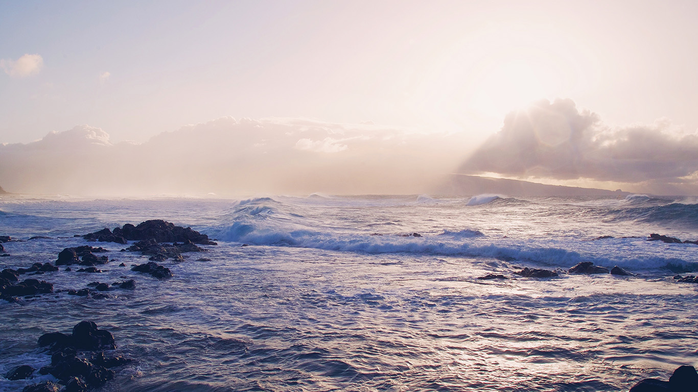 desktop-wallpaper-laptop-mac-macbook-air-mz90-sea-ocean-rock-nature-wave-sky-wallpaper