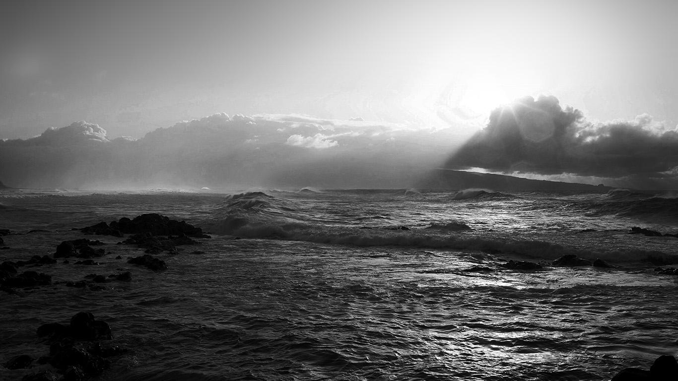 desktop-wallpaper-laptop-mac-macbook-air-mz91-sea-ocean-rock-nature-wave-sky-bw-dark-wallpaper