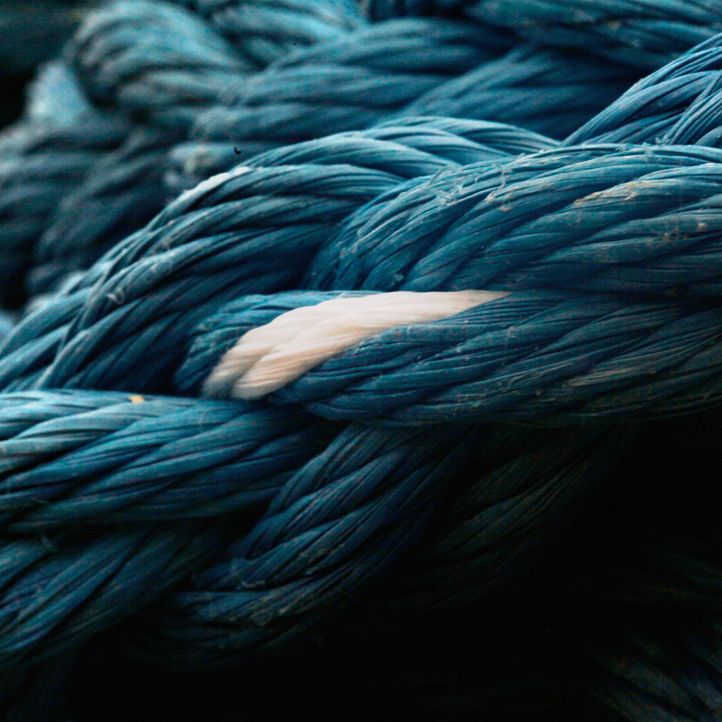 android-wallpaper-na03-rope-blue-knot-texture-wallpaper