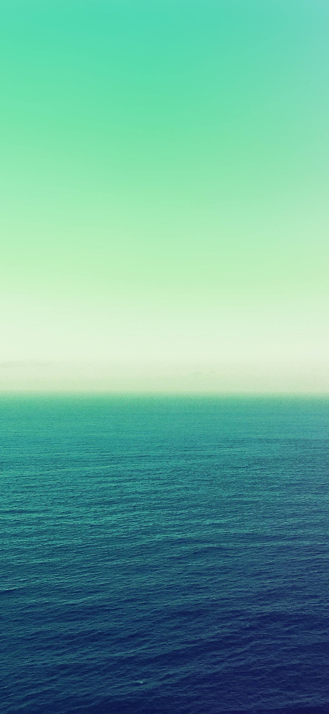 iPhoneXpapers.com-Apple-iPhone-wallpaper-na11-calm-sea-green-ocean-water-summer-day-nature