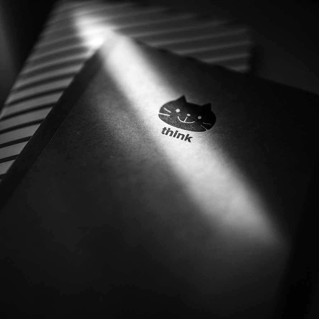 android-wallpaper-na36-think-note-life-dark-bw-wallpaper