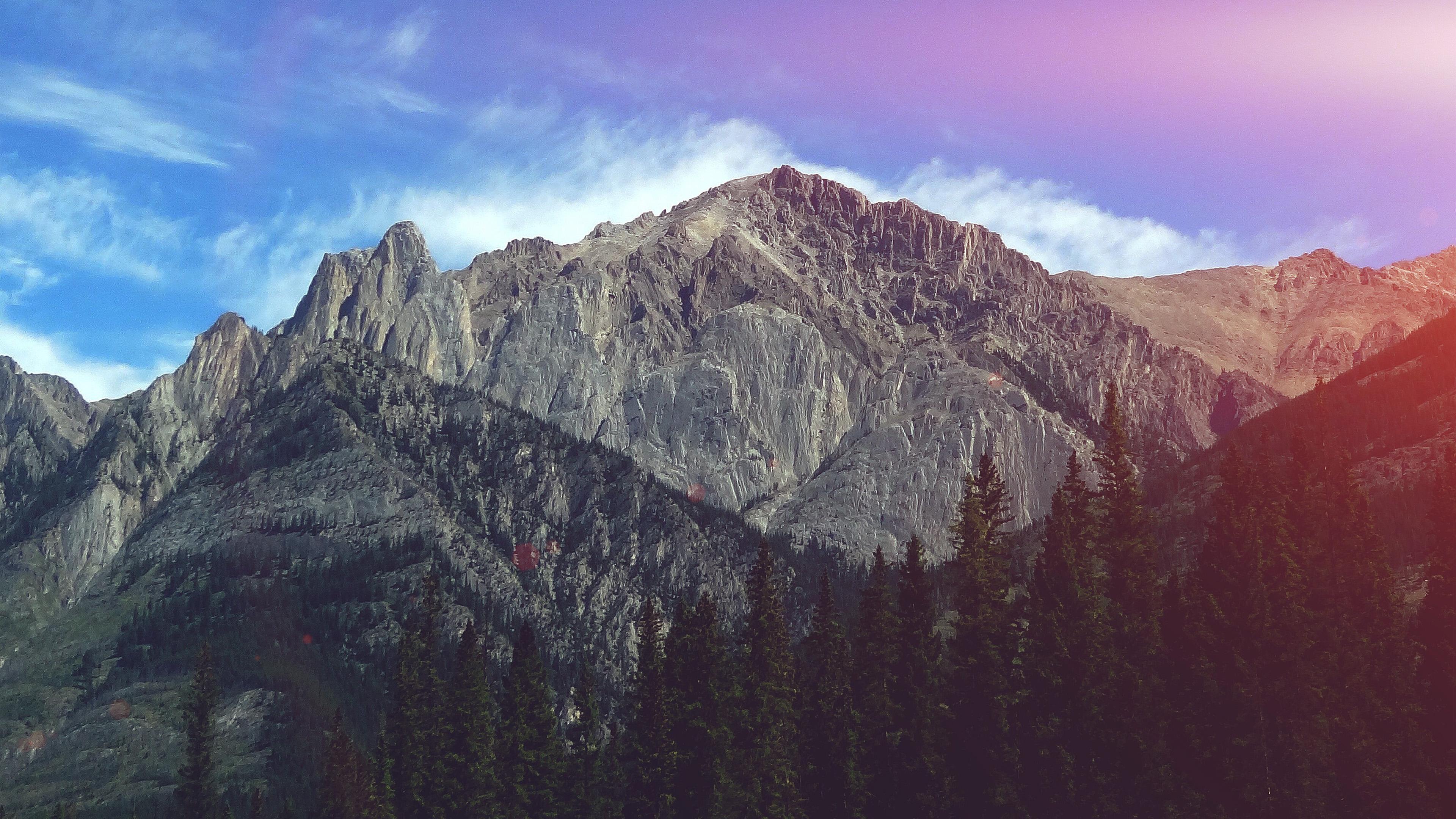 wallpaper for desktop, laptop   na47-summer-mountain-sky ...