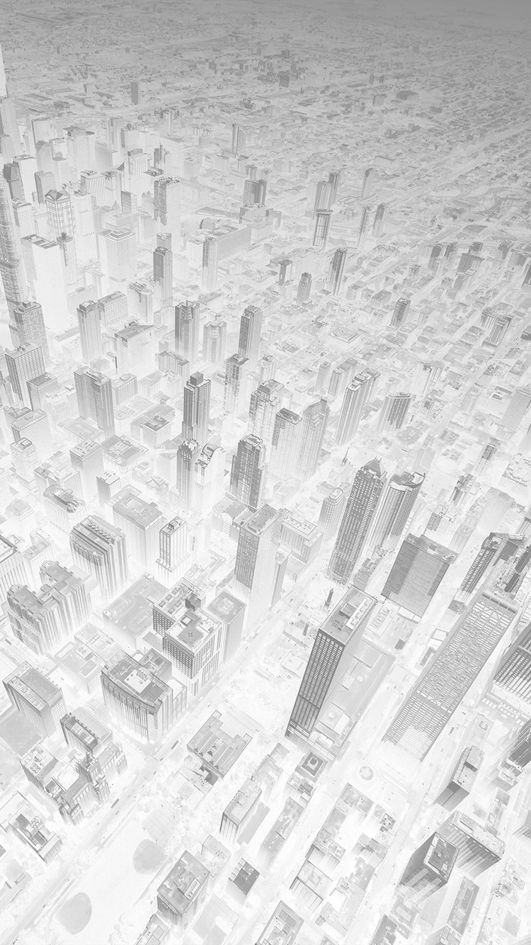 iPhone7papers.com-Apple-iPhone7-iphone7plus-wallpaper-na58-chicago-city-skyview-building-architecture-blocks-white-bw