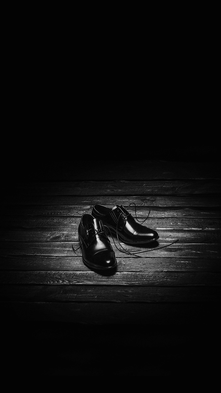 iPhone6papers.co-Apple-iPhone-6-iphone6-plus-wallpaper-na89-dark-shoe-minimal-bw