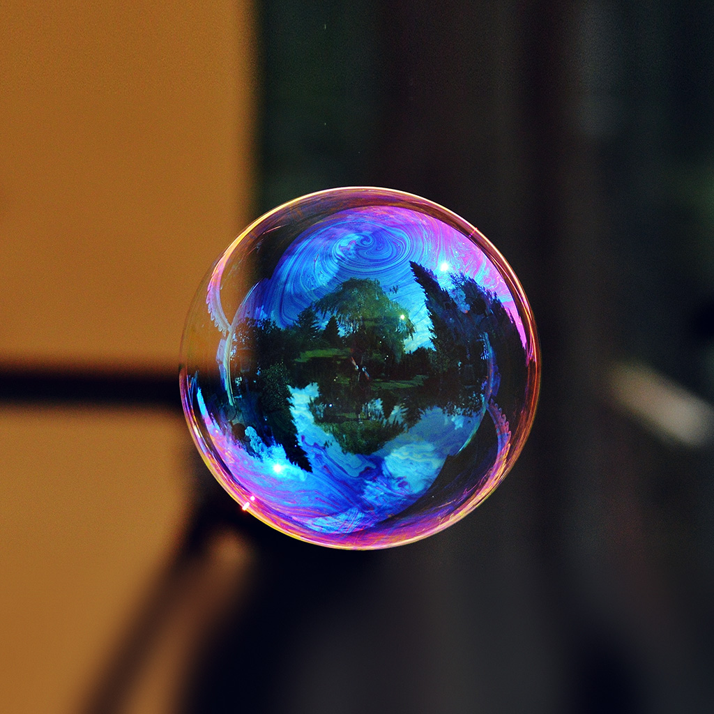 wallpaper-na90-bubble-art-life-beautiful-colorful-wallpaper