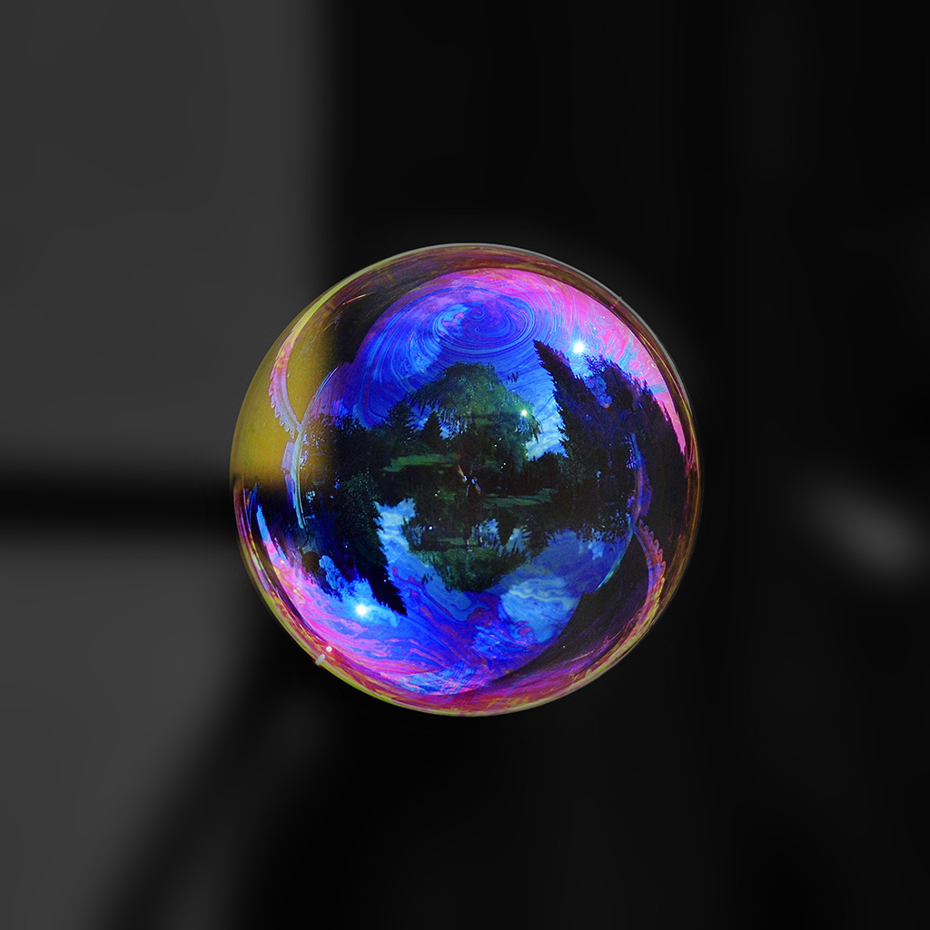 wallpaper-na91-bubble-art-life-beautiful-colorful-bw-dark-wallpaper