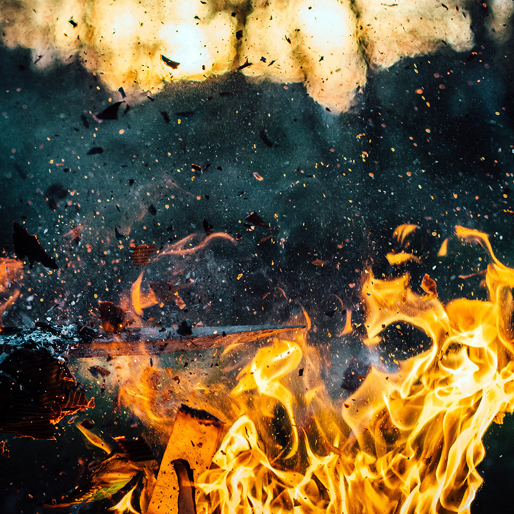 android-wallpaper-na94-wood-explosion-fire-art-wallpaper