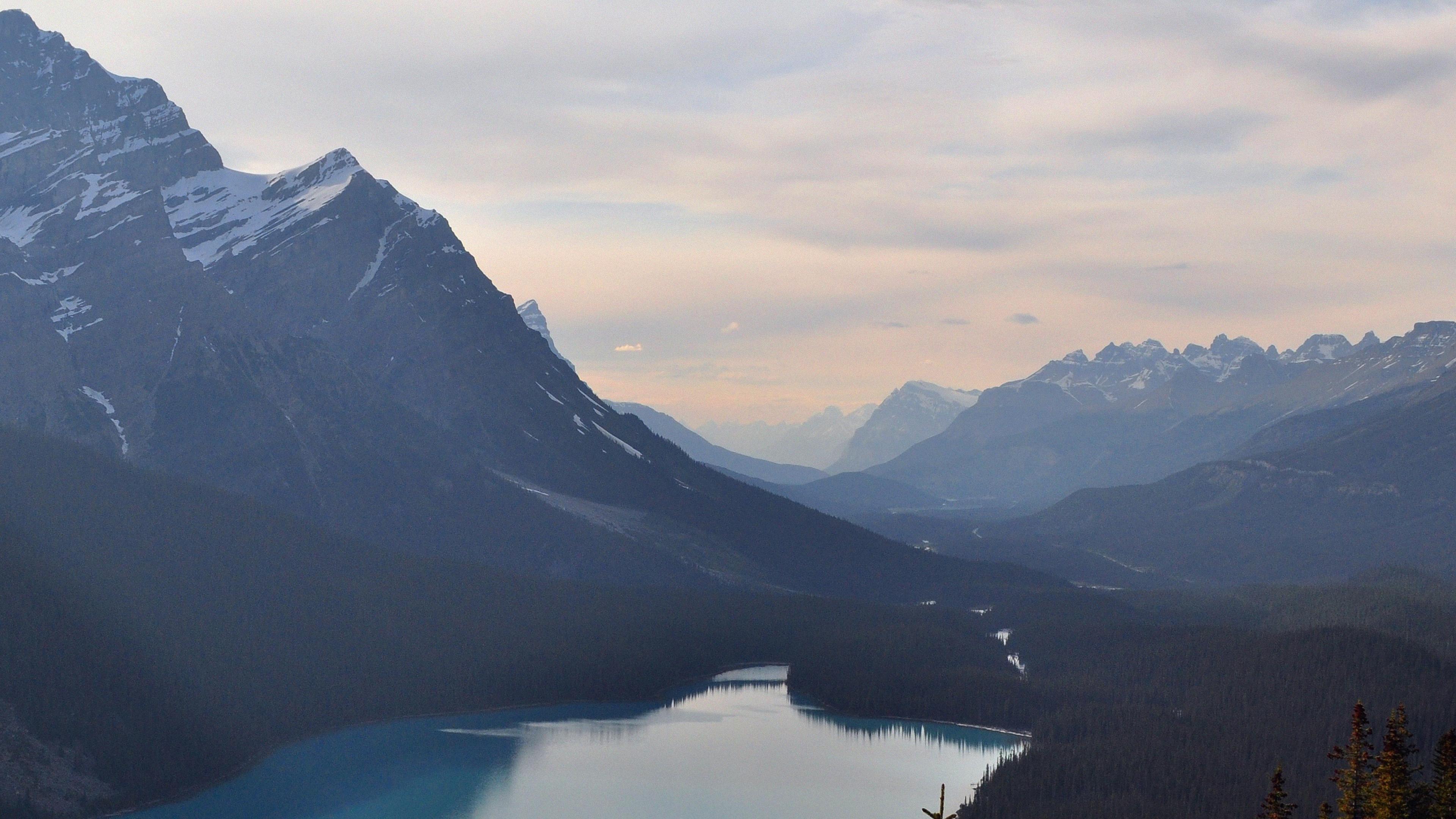 wallpaper for desktop, laptop   na95-lake-mountain-sky ...