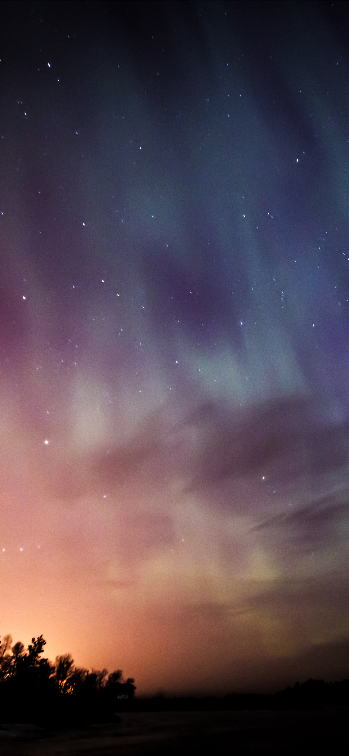 iPhoneXpapers.com-Apple-iPhone-wallpaper-nb50-sky-aurora-night-stars-wonderful