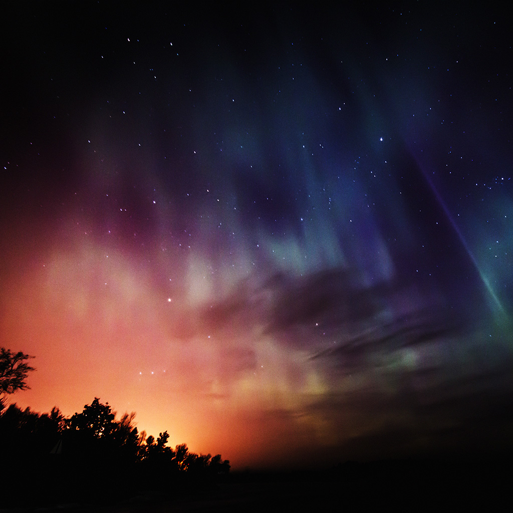 android-wallpaper-nb51-sky-aurora-night-stars-wonderful-rainbow-wallpaper