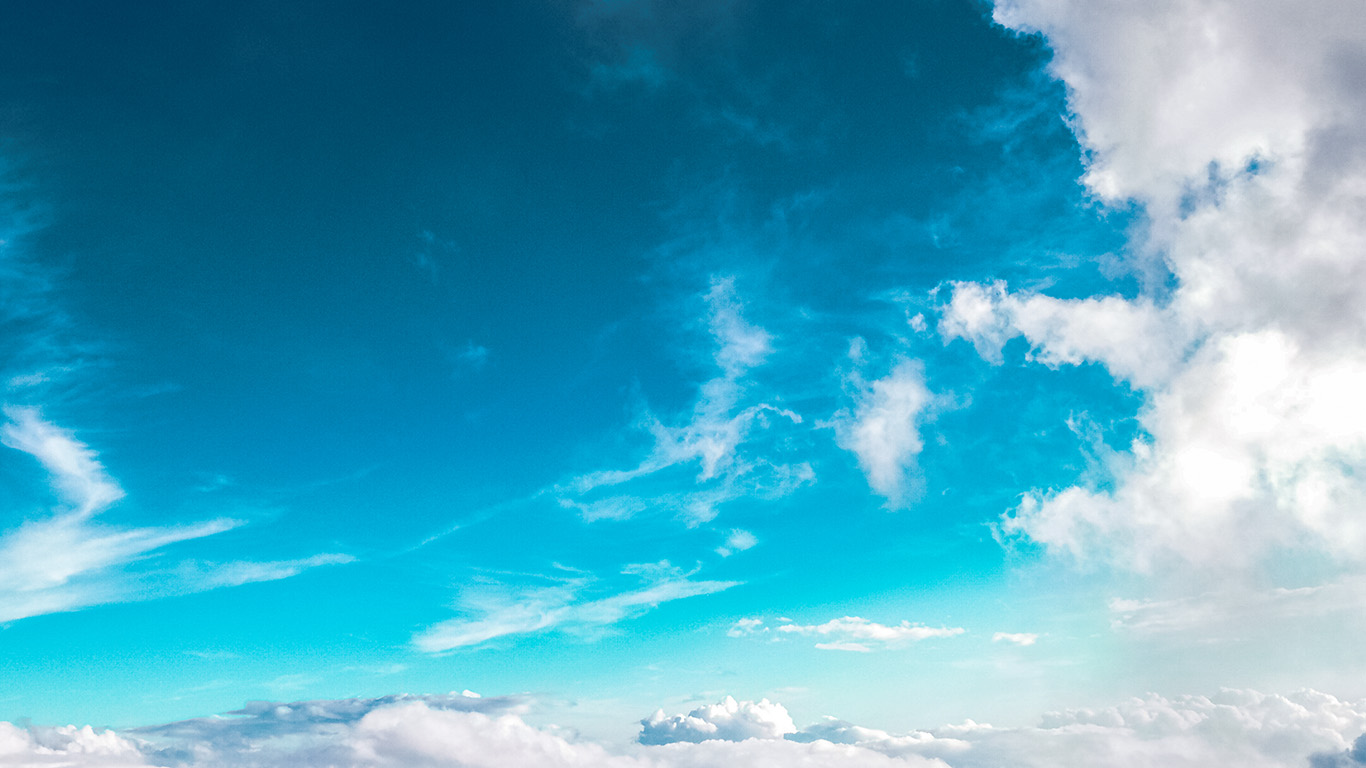 desktop-wallpaper-laptop-mac-macbook-air-nb58-sky-cloud-fly-blue-summer-sunny-wallpaper