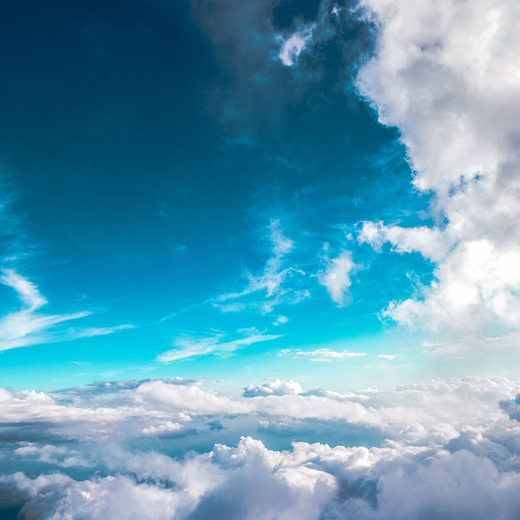 android-wallpaper-nb58-sky-cloud-fly-blue-summer-sunny-wallpaper