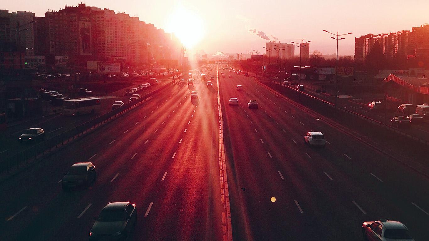 desktop-wallpaper-laptop-mac-macbook-air-nb62-city-sunset-road-car-red-flare-wallpaper