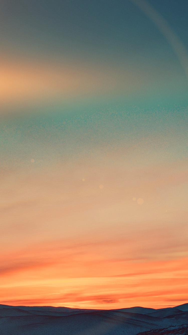 iPhone6papers.co-Apple-iPhone-6-iphone6-plus-wallpaper-nb67-sky-sunset-nature-orange-gradation-flare