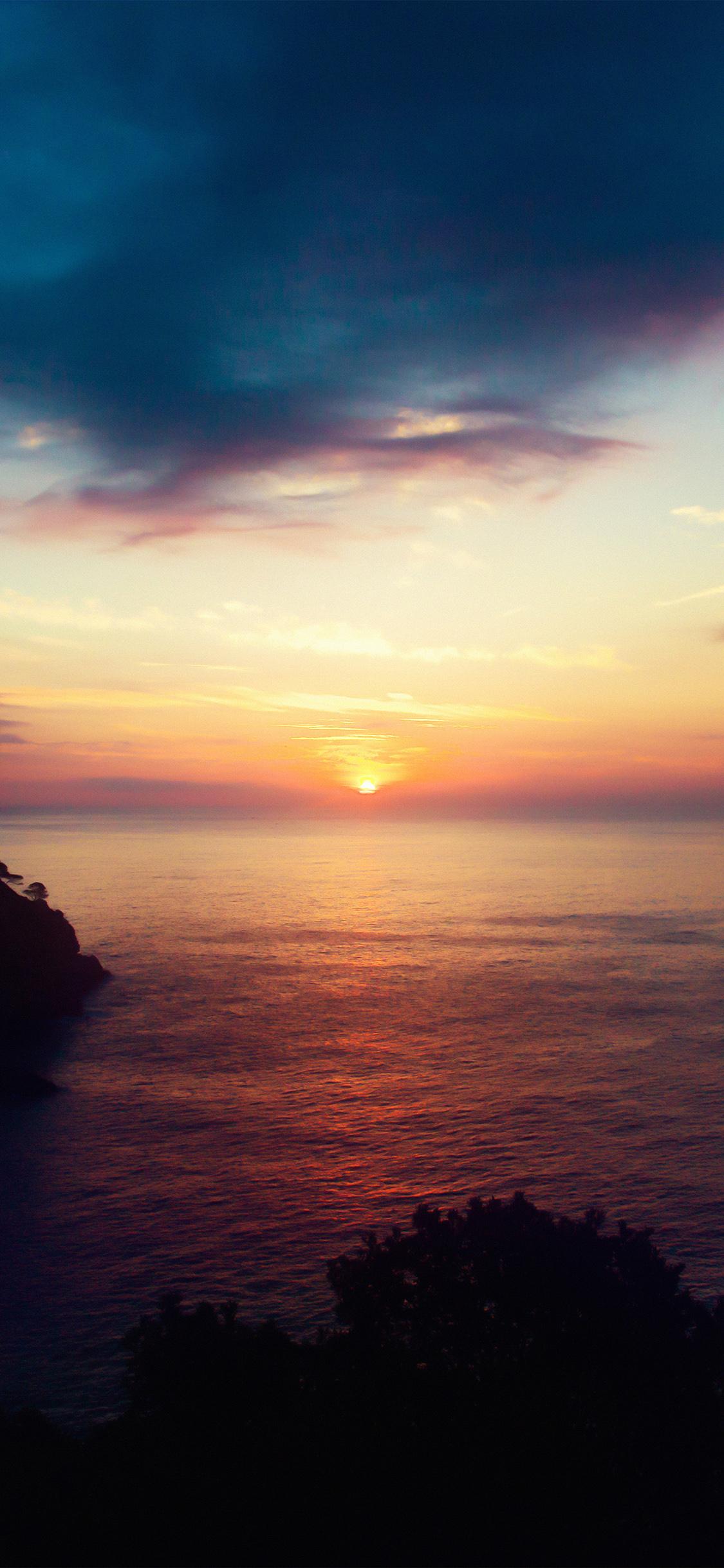 iPhoneXpapers.com-Apple-iPhone-wallpaper-nb90-sky-sunset-sea-nature-night