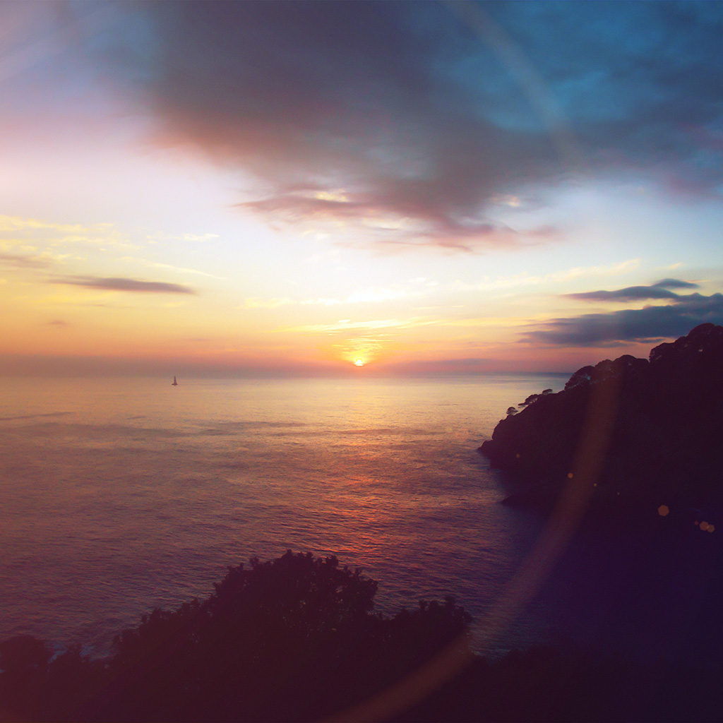 android-wallpaper-nb91-sky-sunset-sea-nature-night-flare-wallpaper