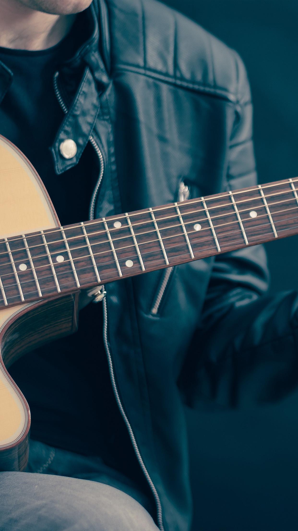 Nc10 Guitar Classical Music Art Guy Wallpaper
