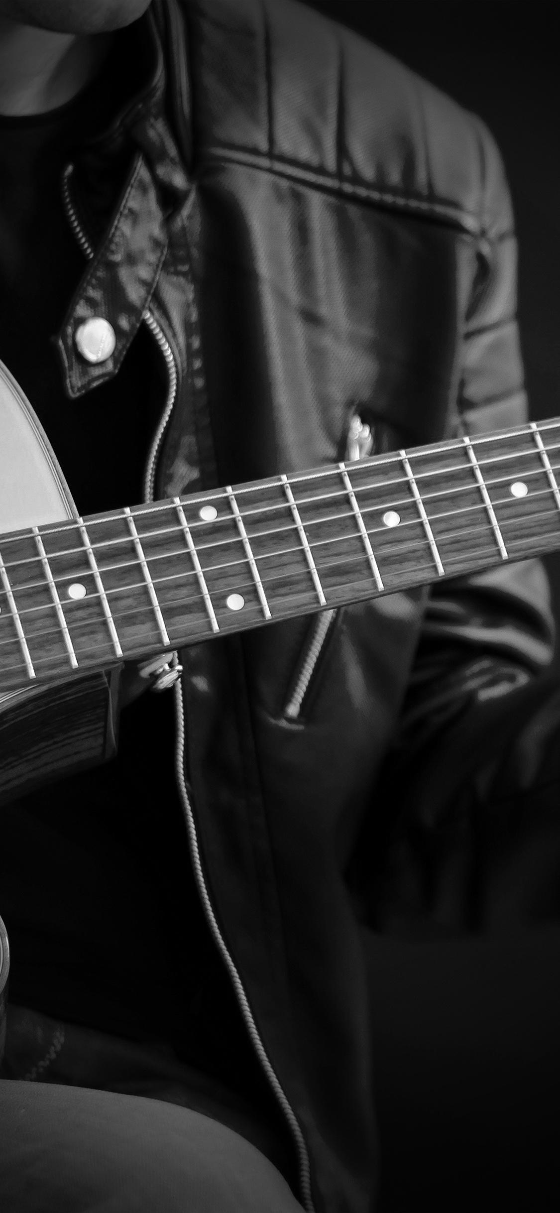 iPhonexpapers.com-Apple-iPhone-wallpaper-nc11-guitar-classical-music-art-guy-bw-dark