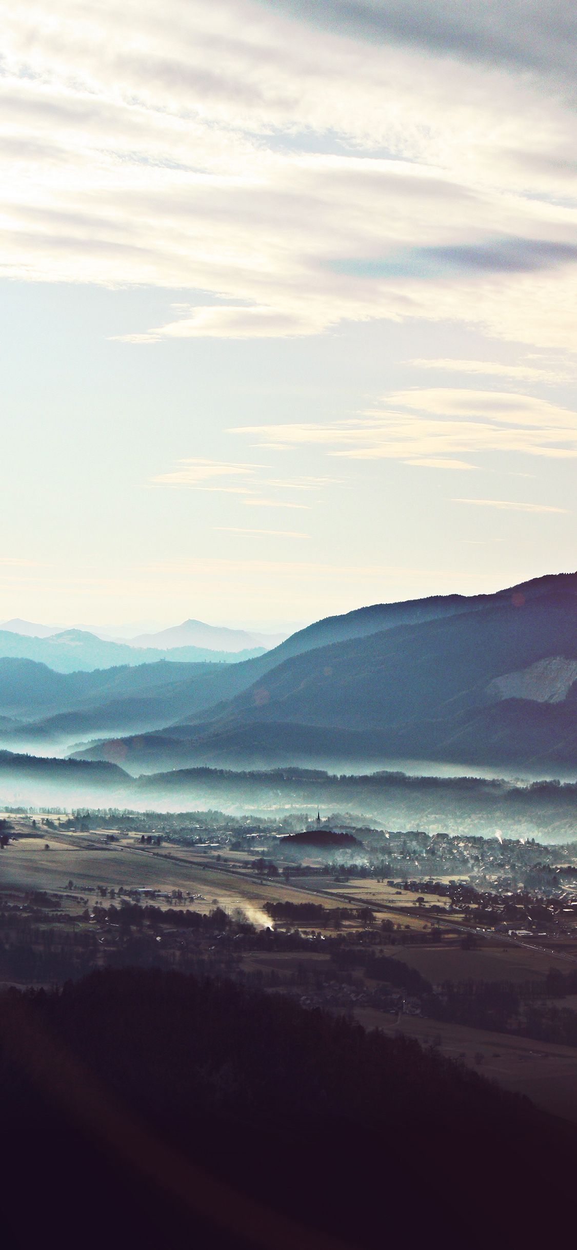 iPhonexpapers.com-Apple-iPhone-wallpaper-nc13-landscape-mountain-summer-blue-nature-flare