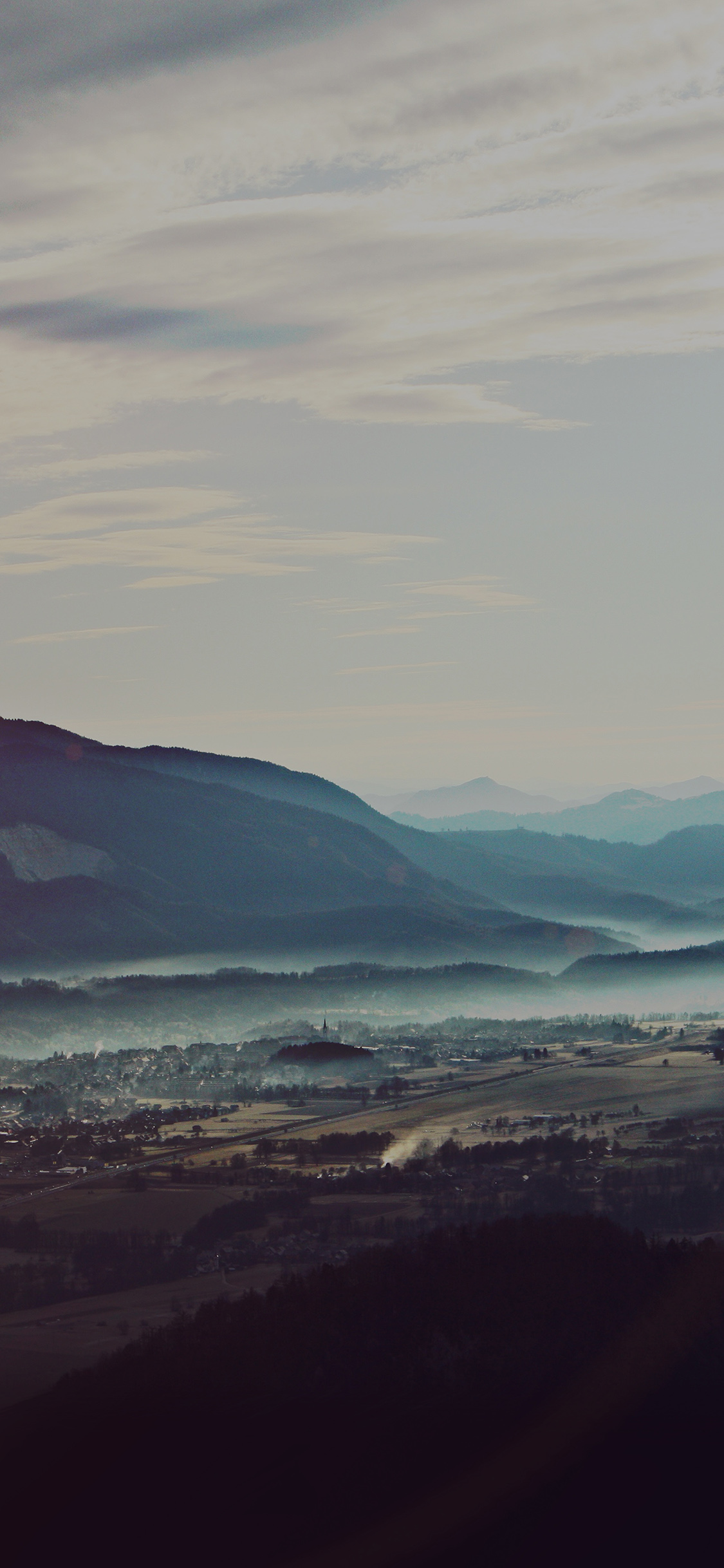 Iphonexpapers Com Iphone X Wallpaper Nc14 Landscape Mountain