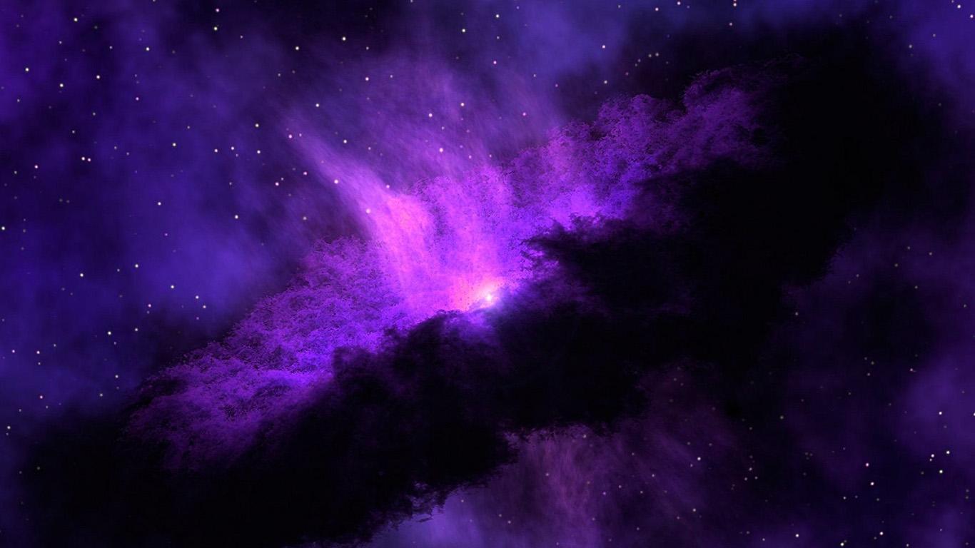 Wallpaper For Desktop Laptop Nc48 Space Blue Purple
