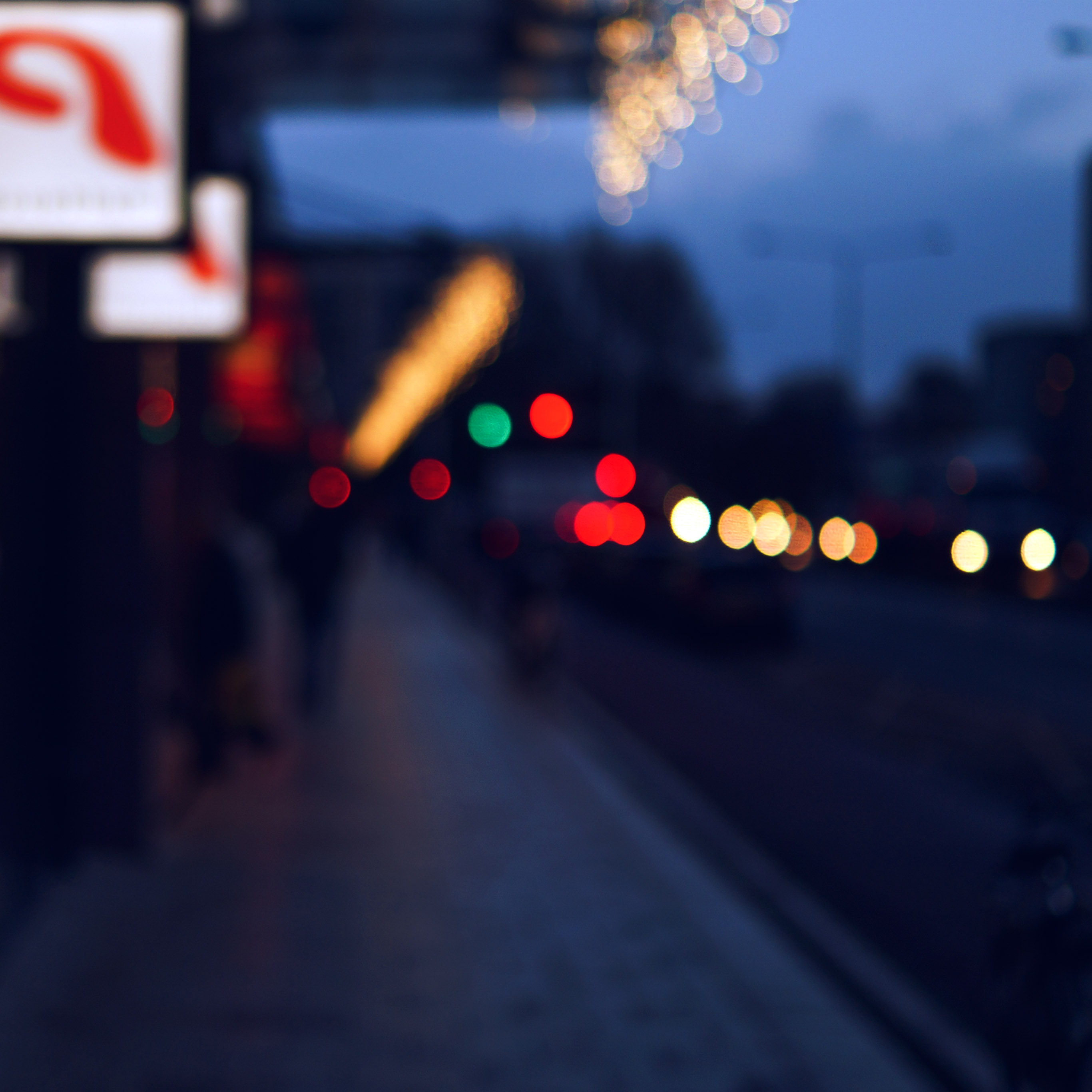 bokeh city lights photo - photo #33